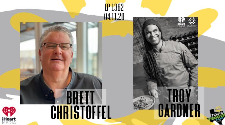 brett christoffell, troy gardner, tlc kitchen, all y'alls foods