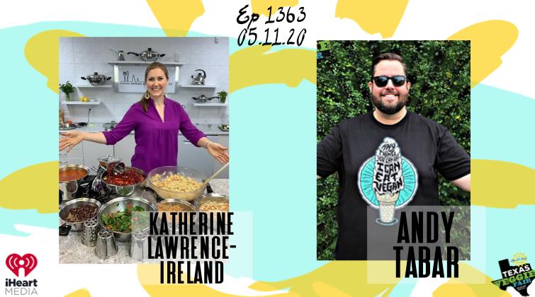 vegans, Andy tabar, Katherine Lawrence-ireland