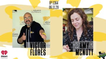 vegan outreach, texas veggie fair, victor Flores, Amy mcnutt