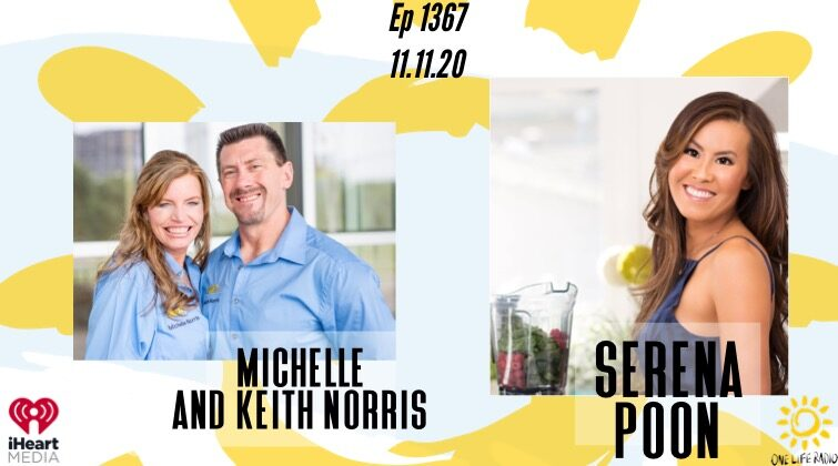 paleo f(x), Michelle and Keith Norris, Serena poon