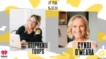 Cyndi O'meara, Stephanie toups
