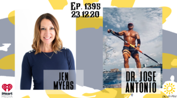 dr. Jen Myers, dr. Jose Antonio, Sunwarrior, DNA