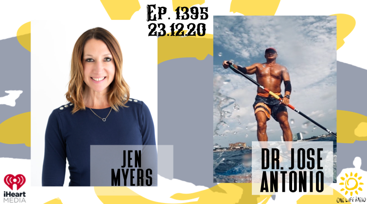 dr. Jen Myers, dr. Jose Antonio, Sunwarrior, DNA