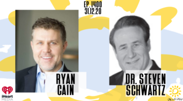 Ryan cain, addiction, sober, dr. Steven Schwartz