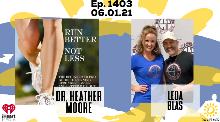 dr. Heather Moore, leda Blas,