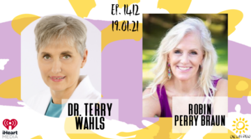 dr. Terry wahls, robin Perry braun