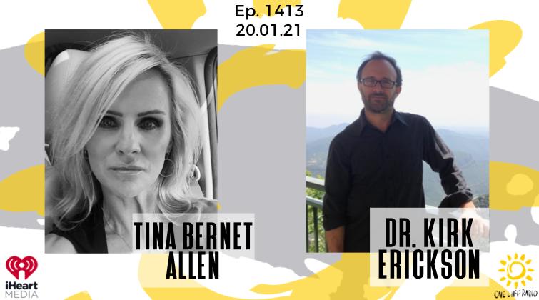 dr. Kirk Erickson, Tina Bernet Allen, exercise and brain health