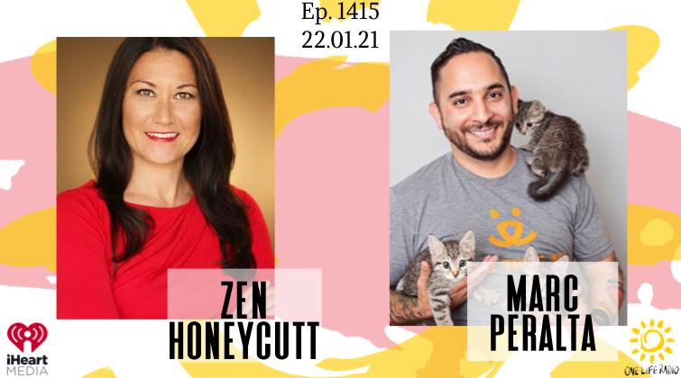 Zen Honeycutt, Marc Peralta, moms across america, best friends animal society