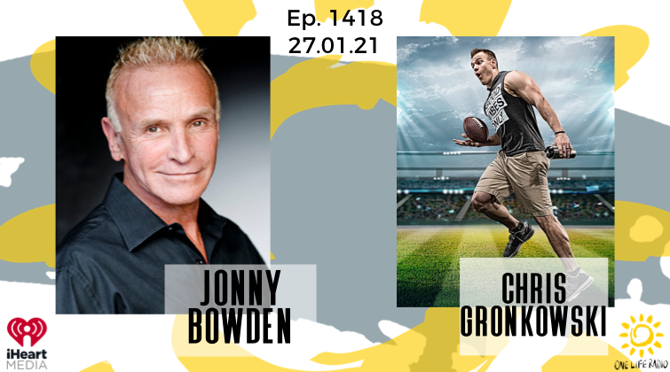 Chris gronkowski, Benefits of Glucosamine & Chondroitin go Beyond Joints, Jonny Bowden