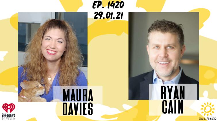 Ryan Cain, Maura Davies, Nashville recovery center