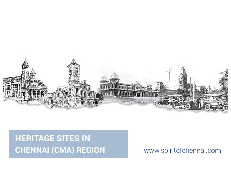 Heritage Sites in Chennai