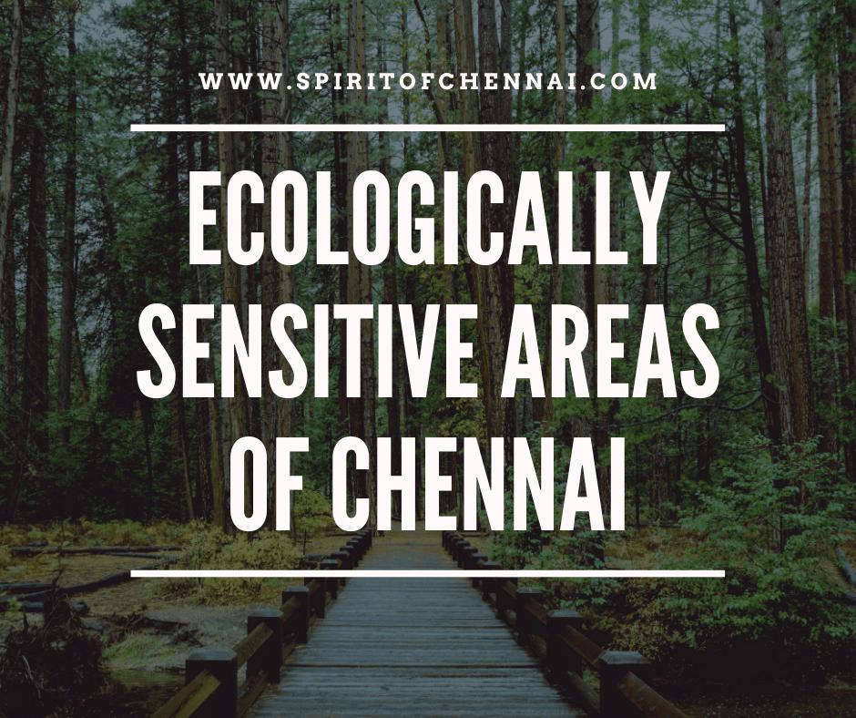 Ecologically Sensitive Areas in Chennai