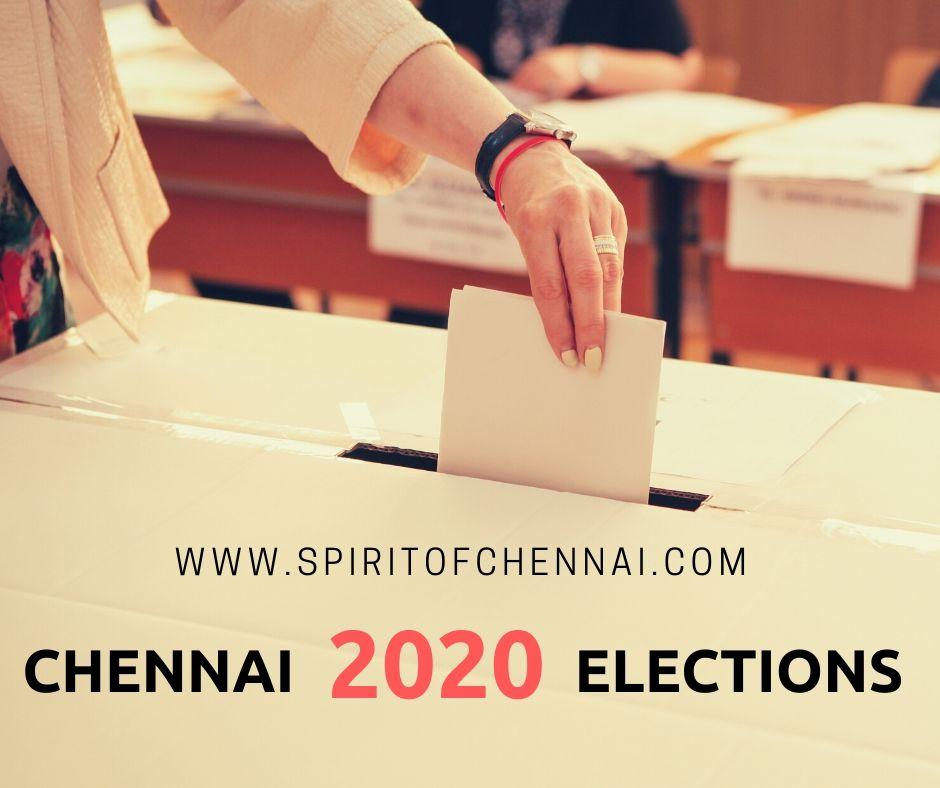 2020 Chennai Corporation Elections