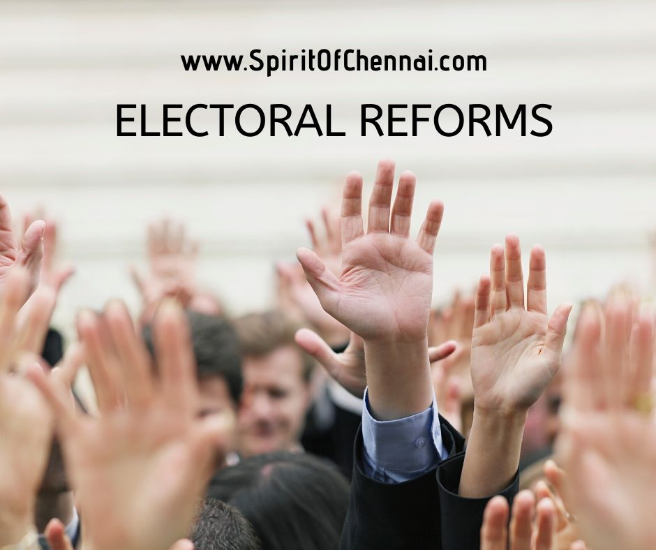Chennai Local Body Election Reforms