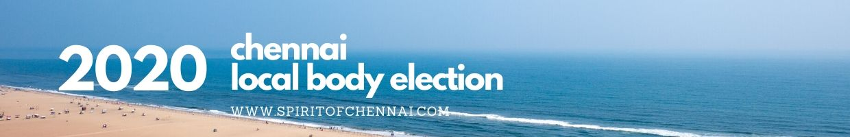 2020 Chennai Local Body Elections