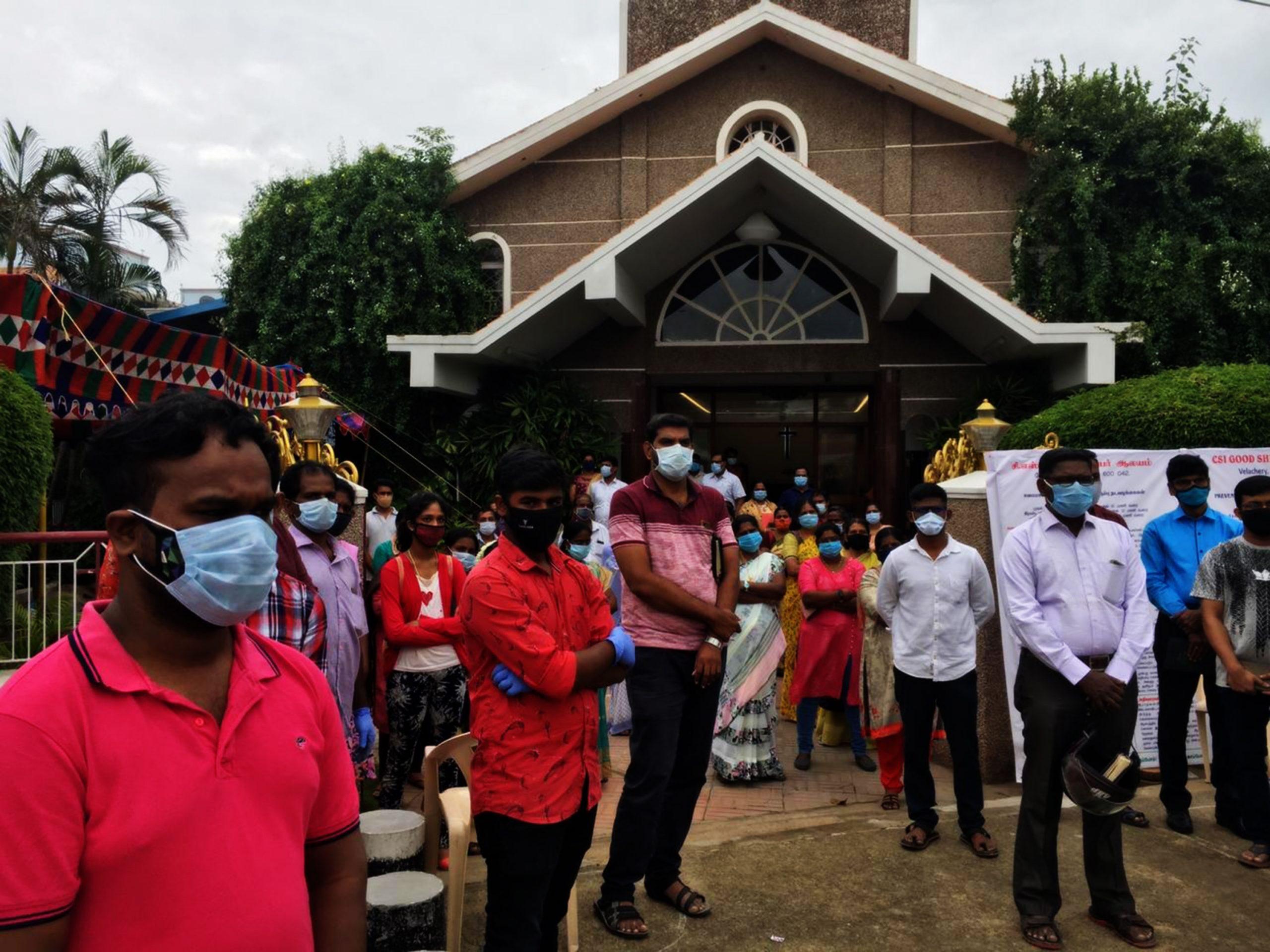 Church_After_Service_Chennai_Lockdown