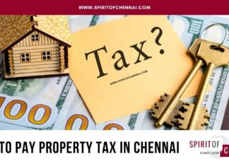 Property Tax Chennai Corporation