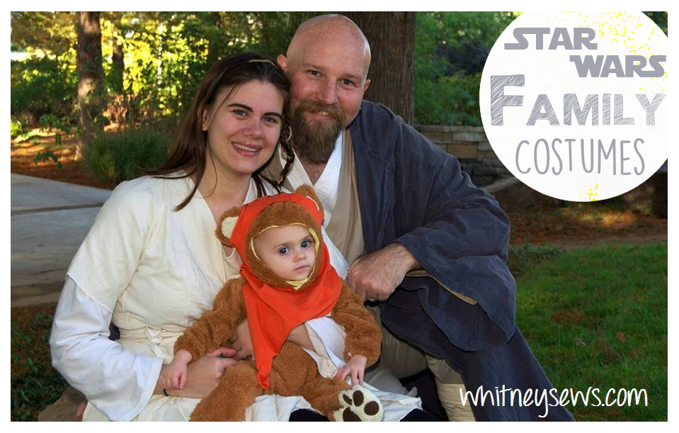 Star Wars Family Costumes by Whitney Sews