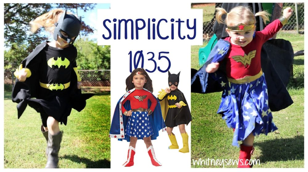 Simplicity 1035 Pattern Review