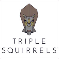 Triple Squirrels