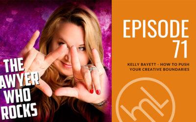 Kelly Bayett –  How to Push Your Creative Boundaries