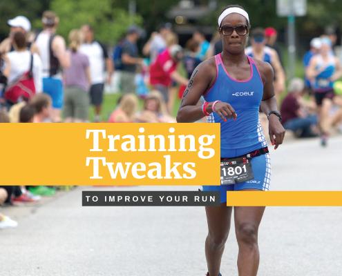 Training Tweaks to Improve Your Run Performance