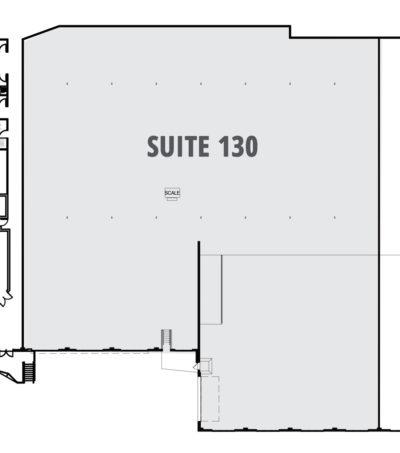 Case Suite 130 Layout