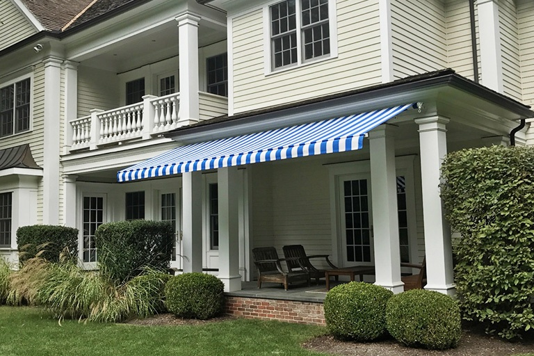 home residential awning