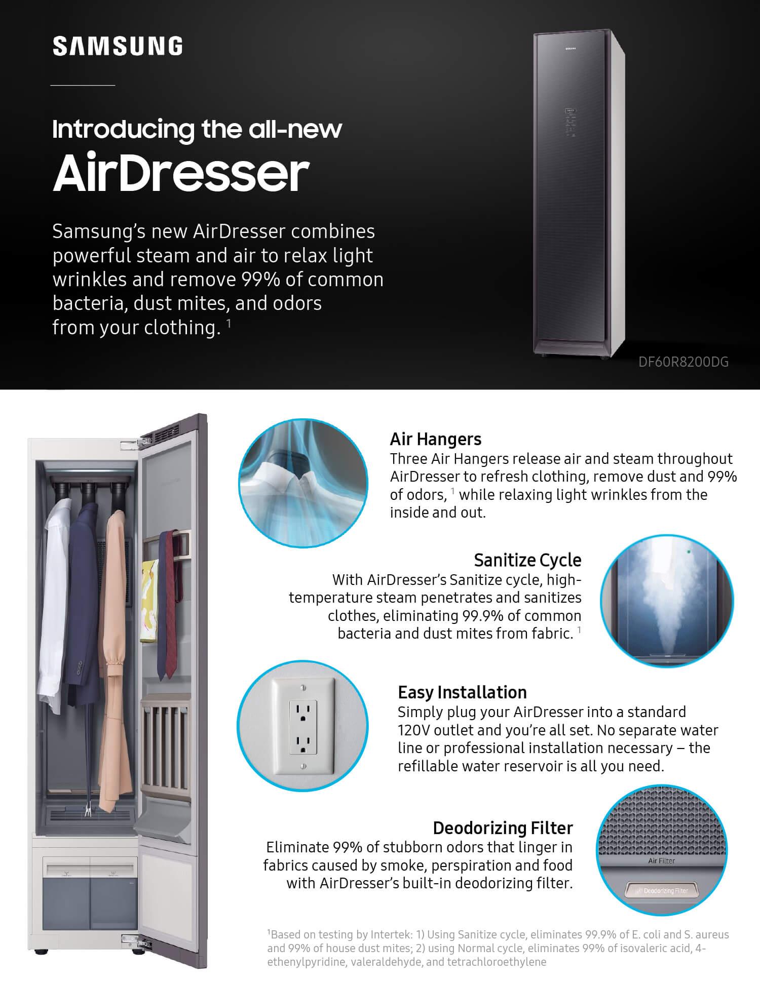 air-dresser
