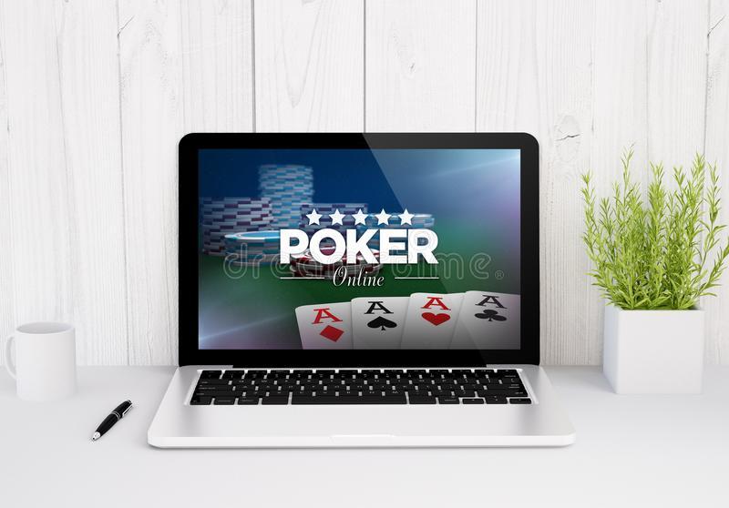 online poker image