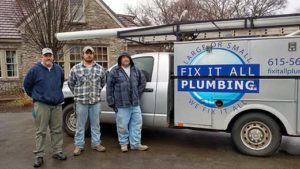 local Nashville plumbing repair image