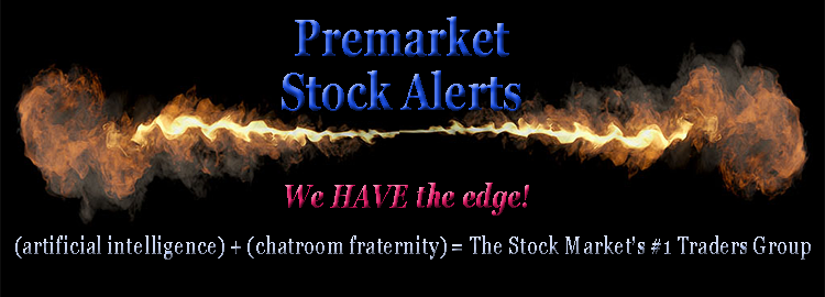 The Edge in Stock Alerts