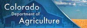 colorado-dept agriculture