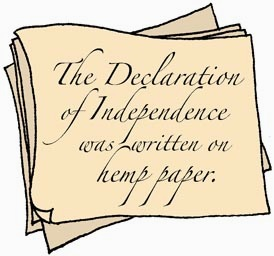 Declaration WrittenOnHemp