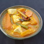 Sweet potato coconut curry