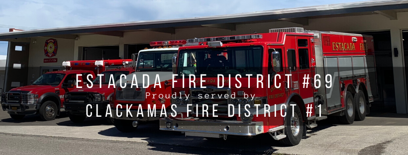 Clackamas County Fire District #1 and Estacada Rural Fire District No. 69 Proposed Merger