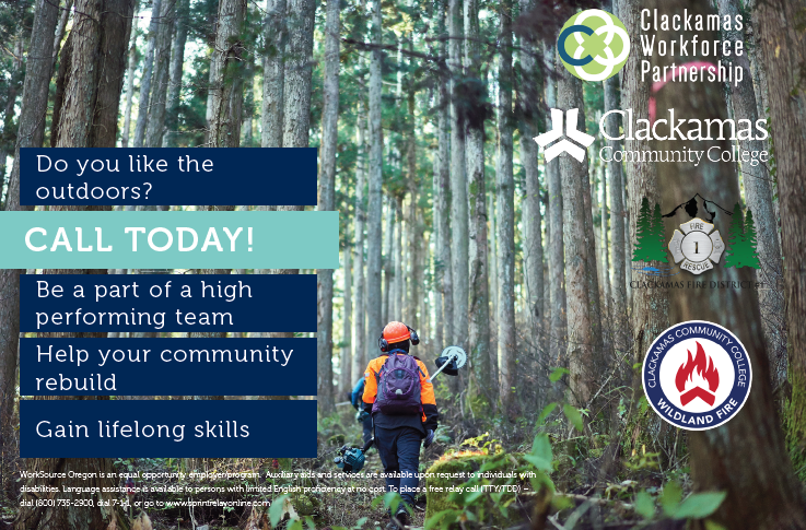 Get Hired and Trained as Forestry Technician Supervisor I & II