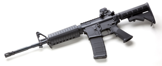 The AR-15 is the most popular rifle in America.