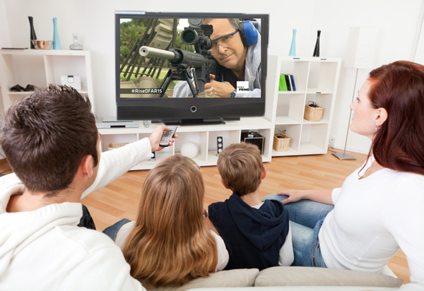 watching-tv-mike-on-TV