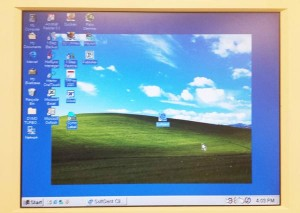 Windows 98! Really!