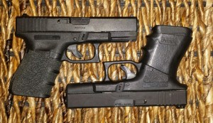 My G19 and G23.