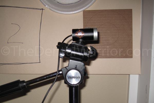 IR InfraRed Sensor camera for dry fire practice laser ammo LASR SIRT