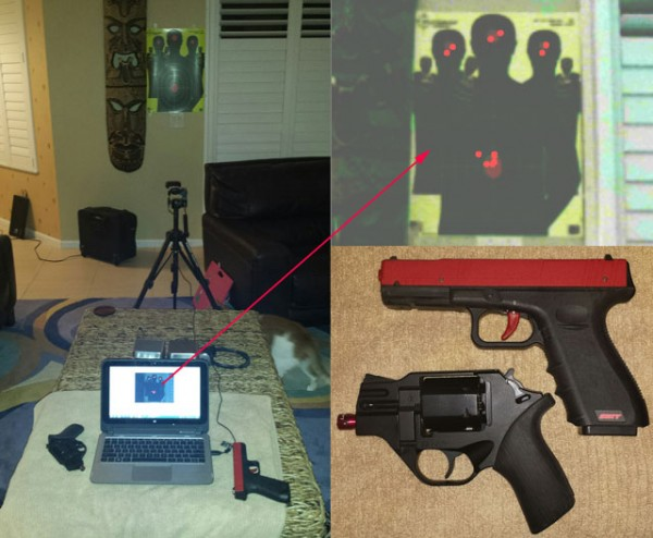 Dry Fire Laser Training Systems Review.