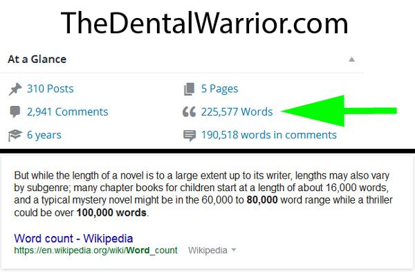 dental-warrior-blog-stats