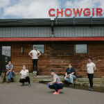 The Chowgirls leadership team