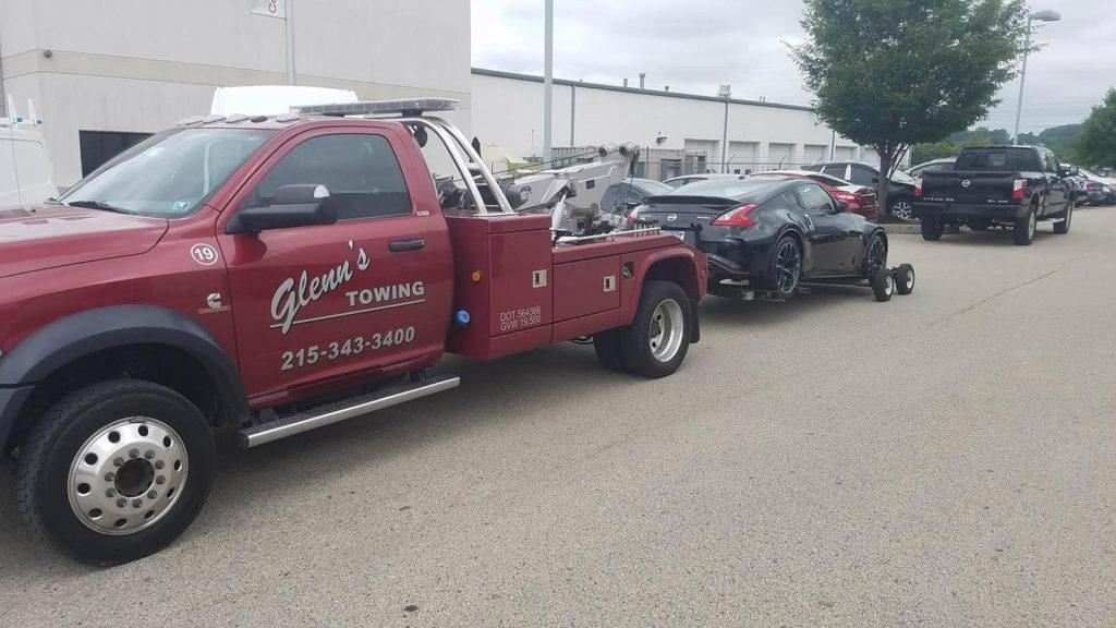 Glenn's Towing