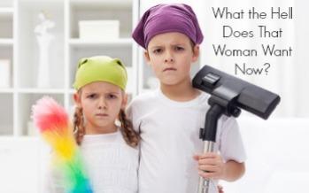 Do You Press-Gang Your Kids?