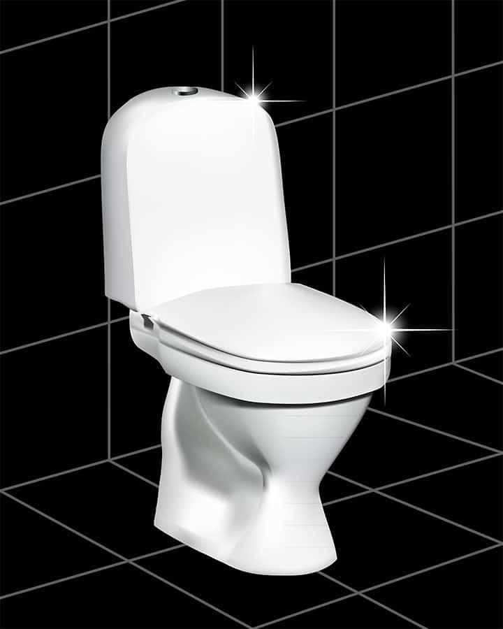High Efficiency Toilet