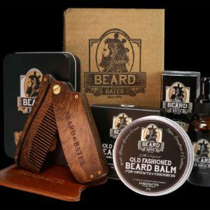 BEARD & BATES - GROOMING ESSENTIALS KIT