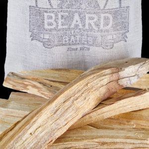 PALO SANTO THICK HAND CUT RODS
